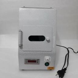 Mini forno fotopolimerizador