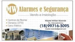MW Alarmes & Segurança
