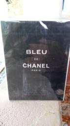 Perfume françes de grif bleu de chanel lacrado