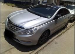 Hyundai Sonata 2.4 no boleto - 2012