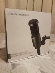 Microfone Audio-technica AT2020