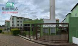 Apartamento com 2 dormitórios para alugar, 49 m² por R$ 700/mês - Setor Sul Jamil Miguel -