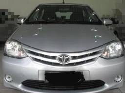 Toyota Etios 1.3 16v ×5p - 2017