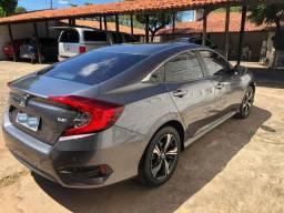 Honda civic EXL pra vender logo - 2017