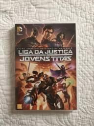 FILME LIGA DA JUSTIÇA vs JOVENS TITÃS