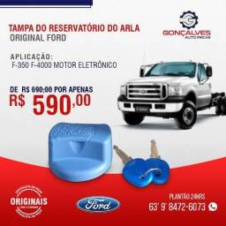 TAMPA DO RESERVATÓRIO DO ARLA 32 ORIGINAL FORD