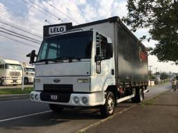 Ford cargo 816 S sider 6 metros Lindo
