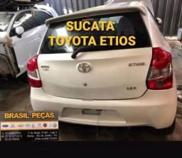 Peças Originais Toyota Etios