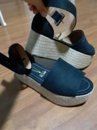 Sandália Plataforma <br>