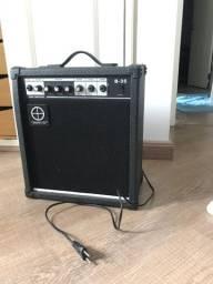 Amplificador Groovin G25r 25wrms/ Aceito Ofertas