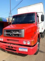 Mercedes Bens 1620 2006/06 Baú térmico