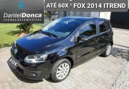 VW FOX ITREND 2014 1.0 ATÉ 60X