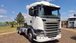 Scania R440 6x4 Susp. de Molas 2014