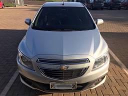 Chevrolet Prisma 1.0 SPE/4 LT / 2015 / Prata