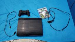 Ps3 super slim usado