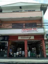 Vende-se prédio comercial/residencial no bairro Padre Eustáquio-BH