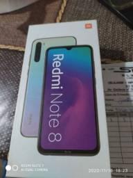 Redmi note 8 mi,64 GB blue