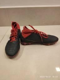 Chuteira Adidas 18.3 FG Campo Tam 39
