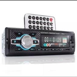 Rádio Automotivo Mp3 Player Zem-3000u Som Bluetooth Mp3