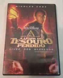 DVD - A Lenda do Tesouro Perdido