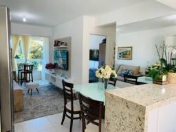 Apartamento mobiliado na Praia de Palmas - Governador Celso Ramos/SC