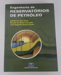 Livro Engenharia De Reservatórios De Petróleo - A. J. Rosa