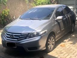 Honda City Ano 2013/ modelo 2013 LX 1.5L 16V Automático