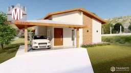 Linda chácara em construção com 03 quartos, piscina, à venda, 1000 m² em Pinhalzinho/SP