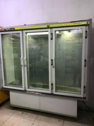 Expositor de Frios Gelopar - 3 Portas