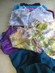 Kit de blusas