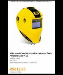 RS: 300,00 Máscara de Solda Automática