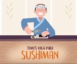 Vaga de sushiman