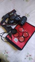 Máquina fotográfica Canon t6i