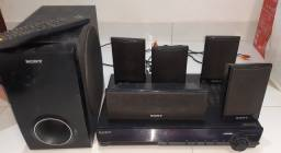 Oportunidade home theater 500w 5.1 sony