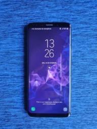 Galaxy S9 Preto - (Usado - Excelênte Estado)