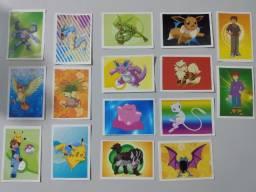 Figurinhas (Cromos) Pokémon 2006