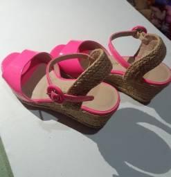 Sandália da moda