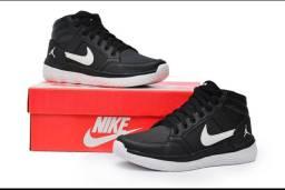 Promoção tênis nike air Jordan e outros ( 130 com entrega )