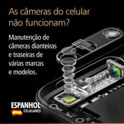 Troca de câmera