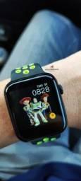Dia dos namorados chegando! Smartwatch Iwo Max 2.0! Faça e receba chamadas!