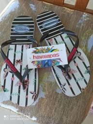 Novo modelo da havaianas