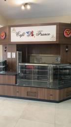 Alugo cafeteria completíssima