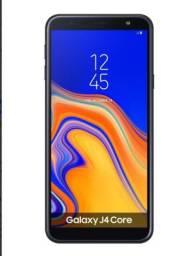 Samsung Galaxy J4 Core 16GB Preto Mostruario