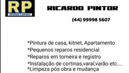 Título do anúncio: Ricardo pintor