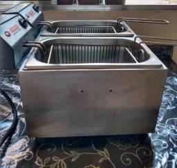 Fritadeira elétrica profissional