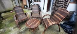 Cadeiras vários modelos
