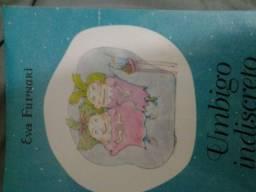 Livro Umbigo indiscreto