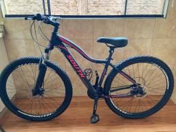 Bicicleta south nova,foi usada só duas vezes,*parcelo até em três vezes?