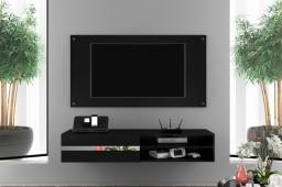 Painel Combo Sorento Glass ? Para TV até 50? ? Borsari
