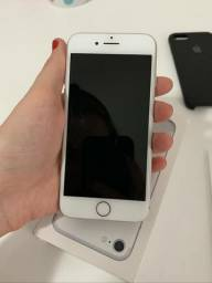 Iphone 7 128Gb cor ouro/rosê